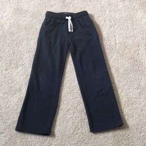 Boys straight leg drawstring waist sweatpants